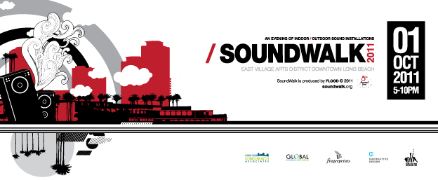 SoundWalk 2011 Poster