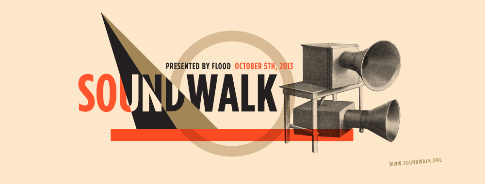 SoundWalk 2013